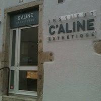 Photo taken at C'aline by Thomas S. on 12/2/2012