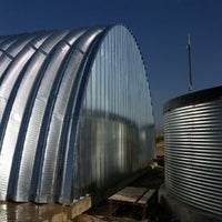 Photo taken at SILOPRO Grain Systems by Sayim K. on 11/4/2014