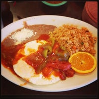 Photo taken at Super Antojitos by Henry W. on 5/27/2013