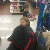 Photo taken at Walmart Supercenter by Jennifer A. on 12/29/2012