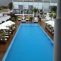 Photo taken at Parador Hotel by Tamiris on 11/15/2012