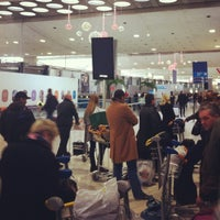 Photo taken at Terminal 2C by Сергей Т. on 11/24/2012