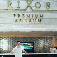 6/8/2016 tarihinde Giwi G.ziyaretçi tarafından Rixos Premium Bodrum'de çekilen fotoğraf