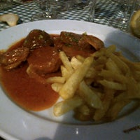 Photo taken at Cocina de La Abuela by Alfonso S. on 8/15/2013