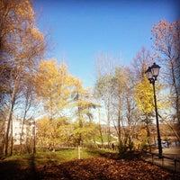 Снимок сделан в Александровский сад пользователем Виктория 10/3/2012