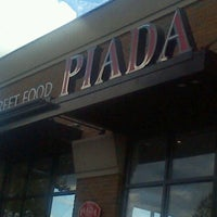 Photo taken at Piada Italian Street Food by Sean G. on 9/23/2012