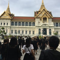 Foto tirada no(a) Dusit Maha Prasat Throne Hall por Nantawit S. em 7/14/2017