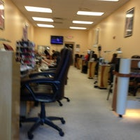 Photo taken at Nail Expert by Cassie on 1/20/2013