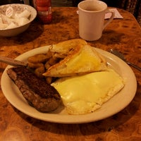 Photo taken at Monica's State St. Diner by Kyle H. on 9/24/2012