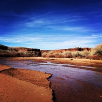Photo taken at Canyon De Chelly National Monument by Marwin S. on 1/3/2014
