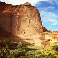 Photo taken at Canyon De Chelly National Monument by Marwin S. on 6/12/2013