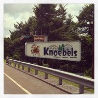 Photo taken at Knoebels Amusement Resort by Mariah W. on 6/16/2013
