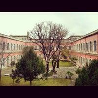 1/28/2013 tarihinde İsmailziyaretçi tarafından İstanbul Teknik Üniversitesi'de çekilen fotoğraf