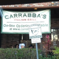 Photo taken at Carrabba's Italian Grill by Greg on 1/27/2013