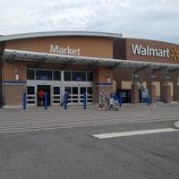 Photo taken at Walmart Supercenter by Greg on 4/21/2013
