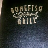 Photo taken at Bonefish Grill by Greg on 1/3/2014