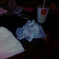 Photo taken at McDonald's by Adriana A. on 1/10/2013
