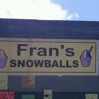 Photo taken at Fran's Snowballs by Shane G. on 5/21/2013