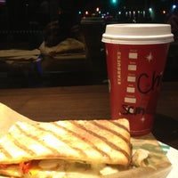 Photo taken at Starbucks by Chris on 11/24/2012