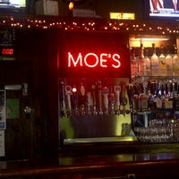 Photo taken at Moe's Crosstown Tavern by Cheryl F. on 11/29/2012