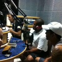 Photo taken at Radio 101,5 fm by Taynara on 1/5/2013