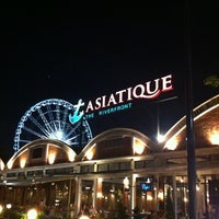 Photo taken at Asiatique The Riverfront by Tarnny on 6/4/2013