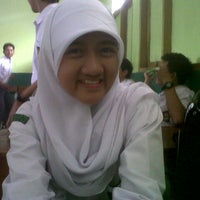 Photo taken at SMA Negeri 16 Bandung by sanchia y. on 2/19/2013