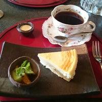 Photo taken at こうまカフェ by Yuri K. on 5/26/2015
