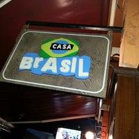 Photo taken at Casa Brasil by Fernando V. on 11/2/2012