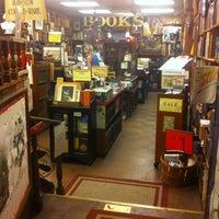 Photo taken at Caravan Bookstore by Rachel on 7/11/2013