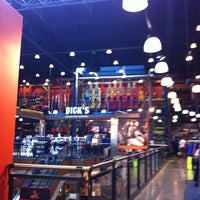 Photo taken at DICK'S Sporting Goods by Rachel on 9/22/2012