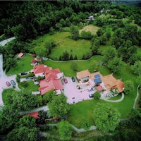 Photo taken at Ninemia Family Hotel & Farm by Demy D. on 9/20/2016