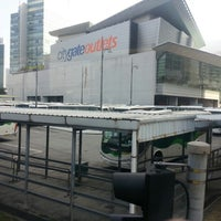 Photo taken at Tung Chung Station Bus Terminus by Raymond W. on 12/23/2012