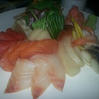 Photo taken at Seven Steakhouse Sushi Ultralounge &  Skybar by Raymond W. on 9/19/2012