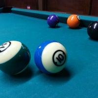 Photo taken at SoHo Billiards by Raymond W. on 10/21/2012