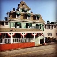 Photo taken at Orleans Inn by Mark on 4/11/2014