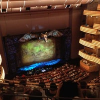 Photo taken at Overture Center For The Arts by Andrea on 6/1/2013