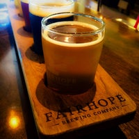 Photo taken at Fairhope Brewing Company by Kim on 7/30/2017
