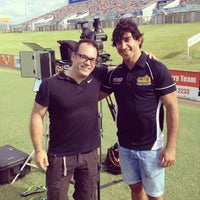 Photo taken at North Queensland Cowboys by Bradley J H. on 1/10/2014