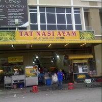 Photo taken at Tat Nasi Ayam by Danial H. on 9/30/2012