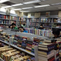 Photo taken at Book Sale - Robinson's Place - Manila by Monique A. on 10/30/2013