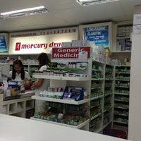 Photo taken at Mercury Drug by Monique A. on 1/7/2013