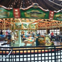 Photo taken at Bear Mountain Carousel by Petra S. on 11/22/2015