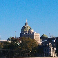 Photo taken at City of Harrisburg by Zether D. on 10/11/2012