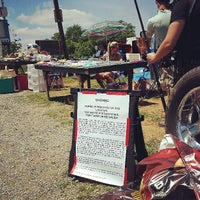 Photo taken at Harpers Ferry Flea Market by Zether D. on 6/15/2013