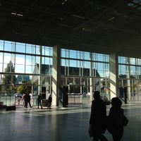 Photo taken at Berlin Ostbahnhof by Michael on 10/13/2012