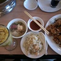 Photo taken at Makassar Suki Cafe and Resto by Indah Sari F. on 3/14/2014