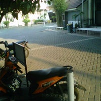 Photo taken at SMK Farmasi Surabaya by Inayah B. on 9/26/2012
