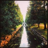 Снимок сделан в Екатерининский парк пользователем Tanya B. 9/8/2013