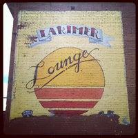 6/23/2013 tarihinde Marc H.ziyaretçi tarafından Larimer Lounge'de çekilen fotoğraf